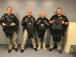 Equipment Donation: Washington County Sheriff's Office Kansas