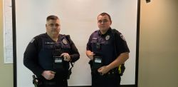Equipment Donation: Wellford Police Department South Carolina