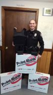 Equipment Donation: Wellsville Police Department Kansas