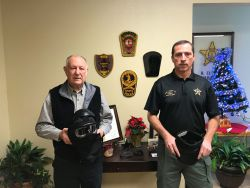 Equipment Donation: Wise County Sheriff's Department Virginia