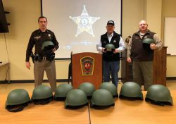 Equipment Donation: Wise County Sheriff's Office Virginia