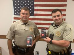 Equipment Donation: Wythe County Sheriff's Office Virginia