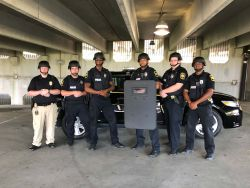 Equipment Donation: Benedict College Police Department South Carolina