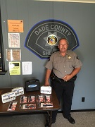 Equipment Donation: Dade County Sheriff's Department, Missouri