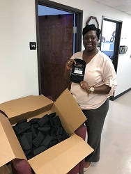 Equipment Donation: Dallas Independent School District Police Department, Texas