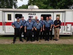Equipment Donation: Desloge Police Department, Missouri