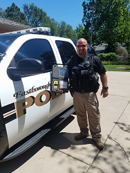 Equipment Donation: Eastborough Police Department, Kansas