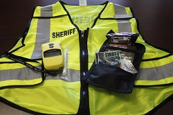 Equipment Donation: Freestone County Sheriff's Department, Texas