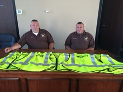 Equipment Donation: Garrard County Constables, Kentucky