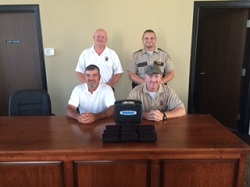 Equipment Donation: Garrard County Sheriff's Department, Kentucky
