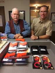 Equipment Donation: Hartley County Sheriff's Department, Texas