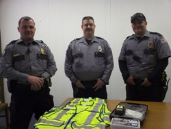 Equipment Donation: Kiowa Police Department, Kansas