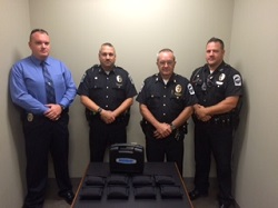 Equipment Donation: Lancaster Police Department, Kentucky