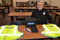 Equipment Donation: Laurie Police Department, Missouri