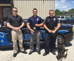 Equipment Donation: Normandy Police Department, Missouri