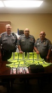 Equipment Donation: Northeast Oklahoma A&M College Campus Police, Oklahoma