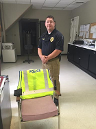 Equipment Donation: Repton Police Department, Alabama