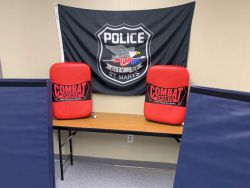 Equipment Donation: St. Marys Police Department Kansas