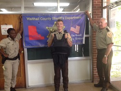 Equipment Donation: Walthall County Sheriff's Department, Mississippi