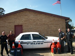 Equipment Donation: McClain County Sheriff's Department, Oklahoma