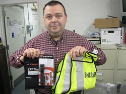 Equipment Donation: Woodson County Sheriff's Department, Kansas