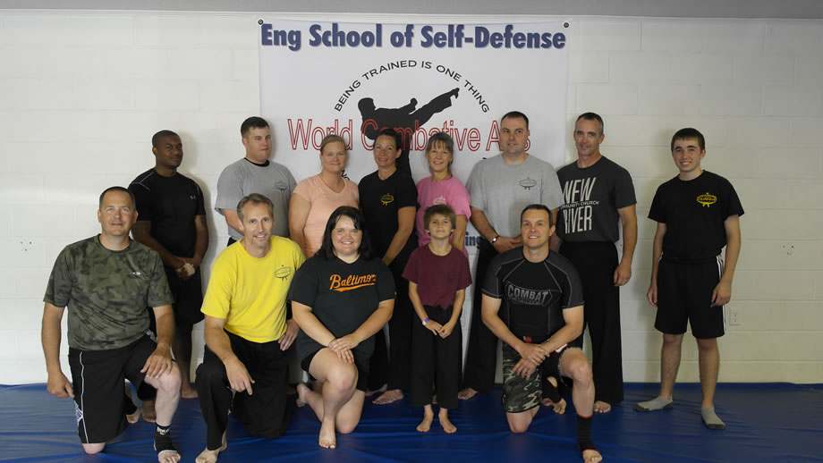 eng school of self defense south carolina