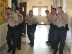 Survival Seminar: Columbia County Sheriff's Department 2014