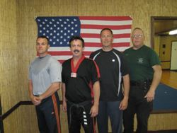 Survival Seminar: Larry Taylor's Martial Arts