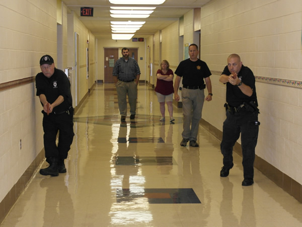 active shooter response training for law enforcement