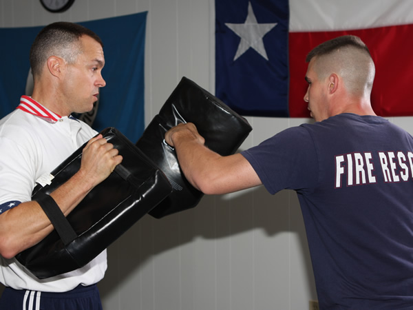 hand to hand combat survival training